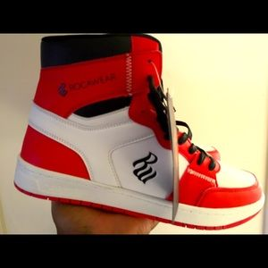 Men's Rocawear Comfort 1 Shoes Chicago Bulls